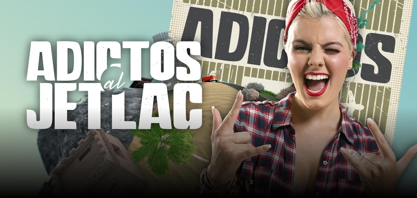 Adictos al Jetlag // 01
